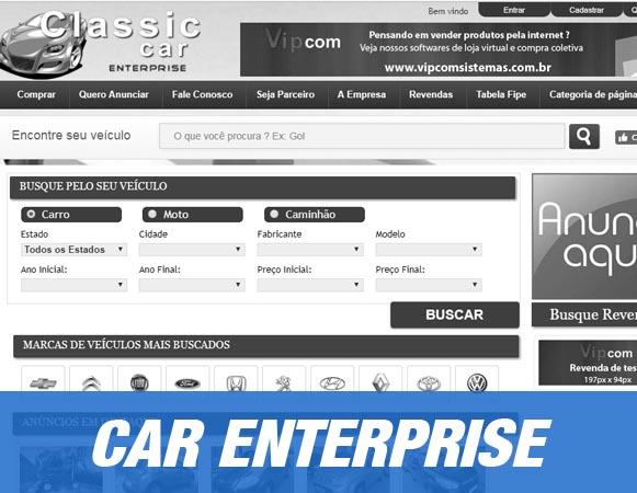 Script para classificados de carros motos e caminhões