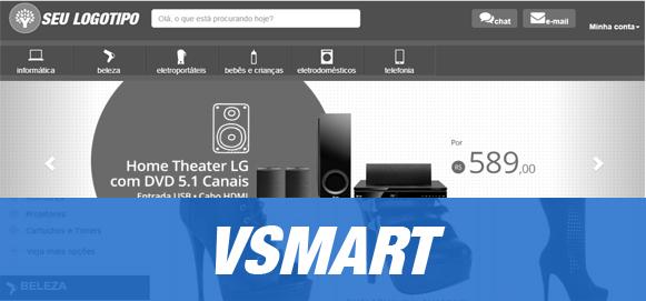criar uma loja virtual - plataforma ecommerce