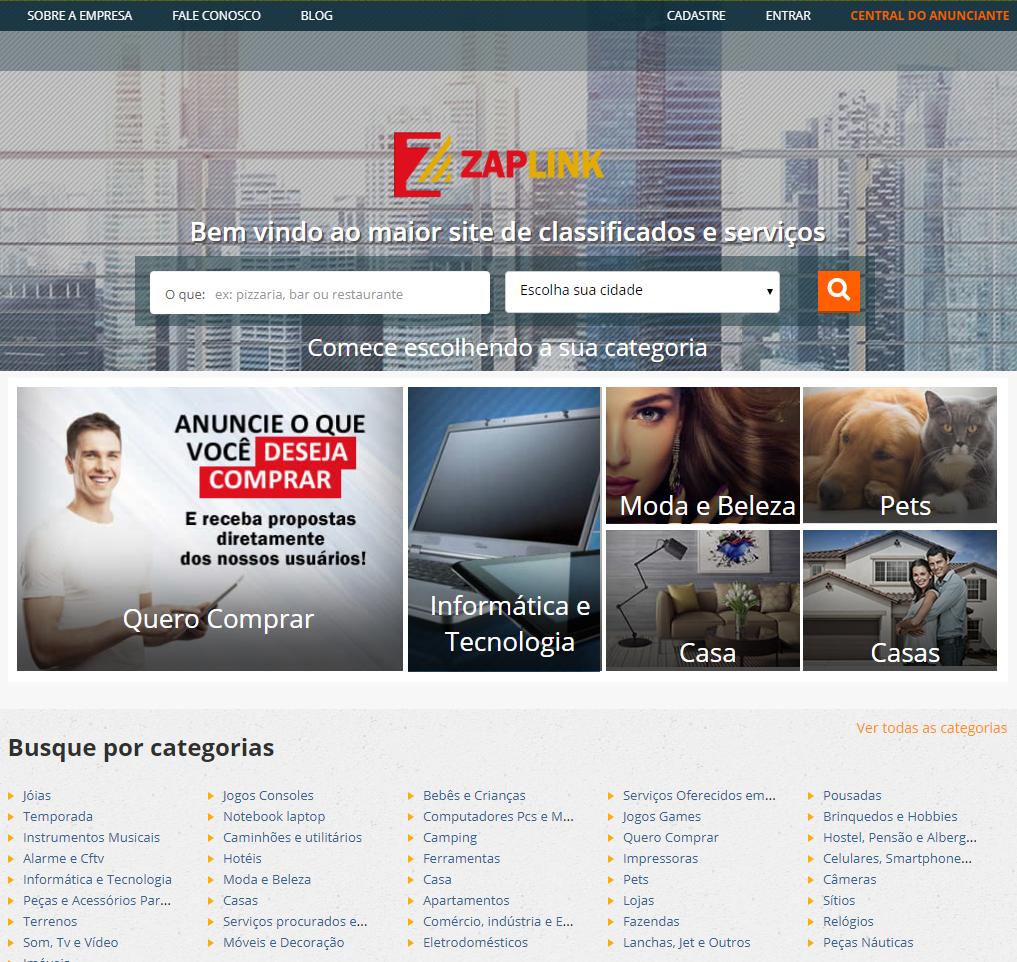 http://www.zaplink.com.br/