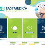 Venha fazer um site no estilo mercado livre como a fastmedica, um site marketplace voltado para produtos da área de saúde e farmácia